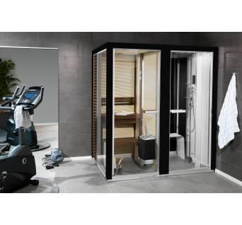 Tylö Impression Twin saunos ir garo kabinos