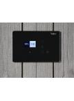 Tulikivi Touch screen juodos sp. valdymo pultas